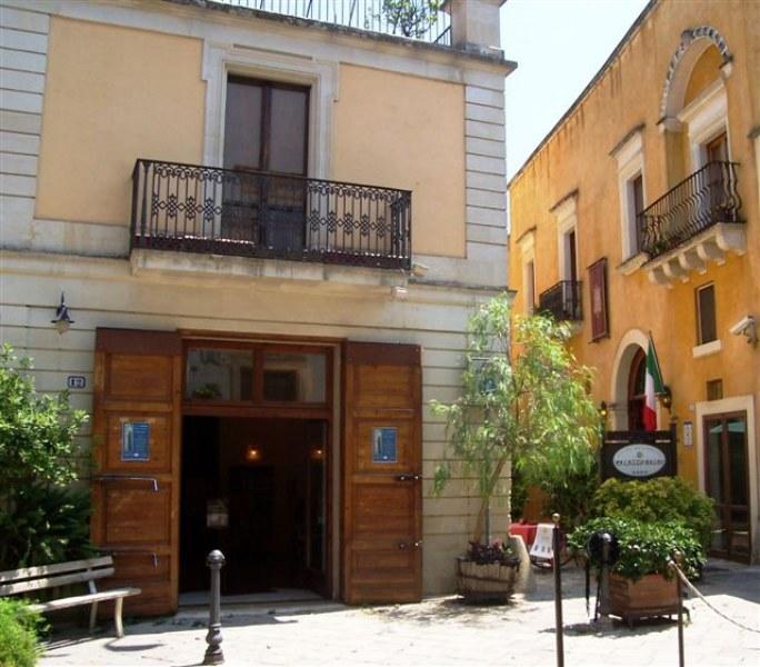 Palazzo Baldi, Galatina (LE)